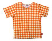 Zutano Unisex-Baby Infant Fair And Square Short Sleeve T-Shirt