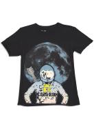 DX-Xtreme - Boys Short Sleeve Astronaut T-Shirt