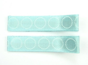 Polka Dots & Strips Combo - Baby Girl & Toddler Hair Clips - Many Options