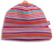 Zutano Baby-girls Infant Multi Stripe Hat