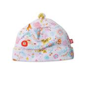 Zutano Baby-Girls Newborn Jungle Dream Hat
