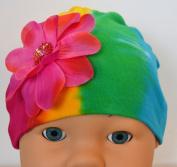 Claribel Tie Dye Cotton Baby Hat