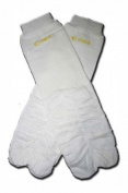 "CREAM RUFFLES Baby Leggings/Leggies/Leg Warmers for Cloth Nappies - GIRLS OR BOYS & ONE SIZE by ""BubuBibi"""