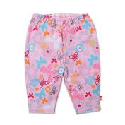 Zutano Baby-Girls Newborn Summer Dream Legging