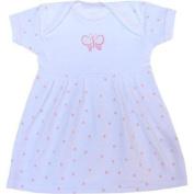 Premature Early Baby Clothes Envelope Neck Dress 0.68-3.4kg
