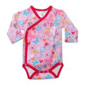 Zutano Baby-girls Infant Summer Dream Long Sleeve Body Wrap