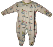 Flit & Flitter Collection Footie