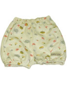 Mak the Yak - Newborn and Infant Girls Tea Time Shorts