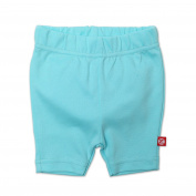 Zutano Baby-girls Infant Pastel Solid Bike Shorts