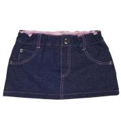 Elegant Baby Baby's First Jean Skirt, Navy
