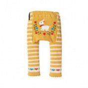 Wrapables Baby & Toddler Leggings, Lovely Billy Goat - 24 to 36 Months
