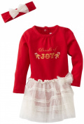 Vitamins Baby-Girls Infant 2 Piece Bundle Of Joy Dress Set