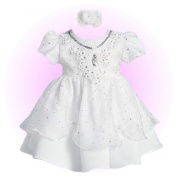 Baby Special Occasion Dress with Sequins 2Pc