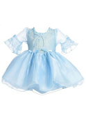 Baby Toddler Special Occasion Dress (Assorted Colours) Size 18M, 24M