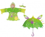 Kidorable Fairy Rain Coat and Umbrella Set