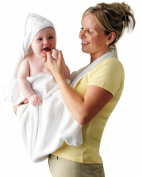 Clevamama Splash and Wrap Hooded Towel