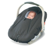 Jolly Jumper Sneak a Peek Sneak-a-Peek Infant Carseat Cover Deluxe