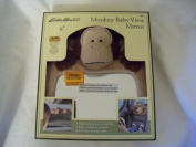 Eddie Bauer Monkey Baby View Mirror