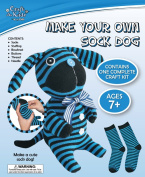Craft for Kids - Make Your Own Sock Dog