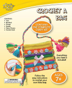 Craft for Kids - Crochet a Bag