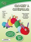 Craft for Kids - Crochet A Caterpillar