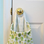 WolbyBug Doorknob Nappy Pail/Pail Liner