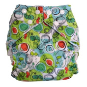 FuzziBunz One Size Cloth Nappy