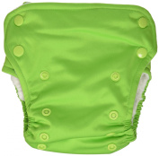 BabyKicks Basic Cloth Nappy Snap Closure