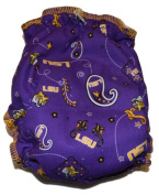 CollegeBound Louisiana State University Print Fitted Nappy