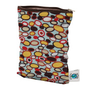 Planet Wise Nappy Wet Bag - Bangle Dots Small
