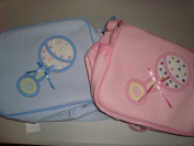 Baby Rattle Nappy Bag