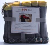 sugarSNAP Files A Set of 5 Mesh Nappy Bag Organiser Inserts