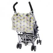 Jonathan Adler for Skip Hop Light & Luxe Diaper Bag Tote - Abacus