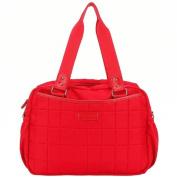 Stellakim / Stella Kim Leslie Baby Nappy Bag Red