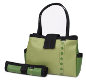 Holly Aiken Bomber Nappy Tote Bag