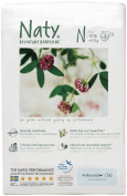 Nature Babycare Newborn Nappies Pack - 26ct.