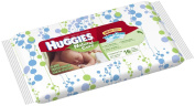 Huggies Natural Care Unscented Baby Wipes Travel Pack 16ct.