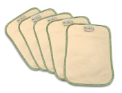 BabyKicks 5 Piece Premium Baby Wipes