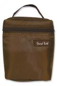 Trend Lab Microfiber Bottle Bag, Brown