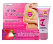 3 boxes of Pink Nipple Cream Nano Technology Natural Look Herbal Extract Make Nipple Colour Soft- From Thailand 30 g. each
