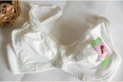 WHITE MATERNITY NURSING BREAST FEEDING BRA 34C,, 36C, 38C, 40C, 42CCOMFORT AT A GREAT PRICE