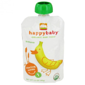 Happy Baby Organic Baby Food Stage 1 Banana -- 100ml