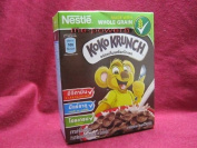NESTLE BREAKFAST CEREALS KOKO KRUNCH CHOCOLATE FLAVOURED WHOLE GRAIN