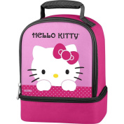 Thermos Hello Kitty Dual Compartment Lunch Kit