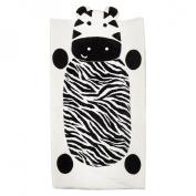 Cocalo Plush Changing Pad Cover - Zebra