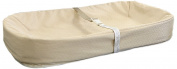L A Baby Cocoon Organic Changing Pad, Gold