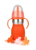 The Safe Sippy 2 2-in-1 Sippy to Straw Bottle