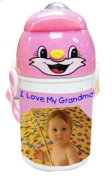 Custom Photo Design Sippy Cup