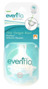 Evenflo Bebek 2 Count Nipple