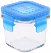 Wean Green Wean Cubes Glass Food Containers, Single